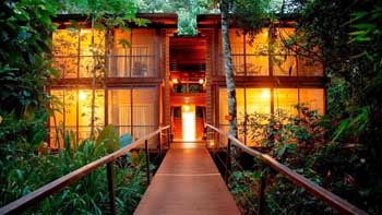 5 Noches en La Cantera Lodge de Selva by Don all inclusive en familia