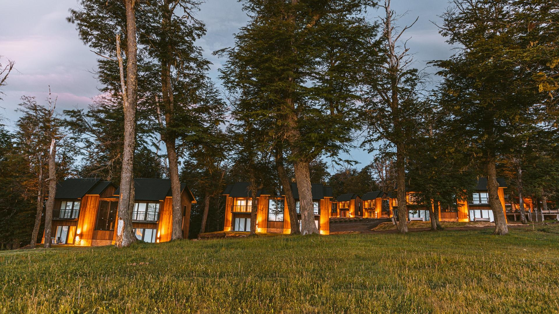 1 noche en El Refugio Ski & Summer Lodge